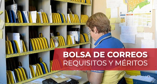 Bolsa de Correos Requisitos